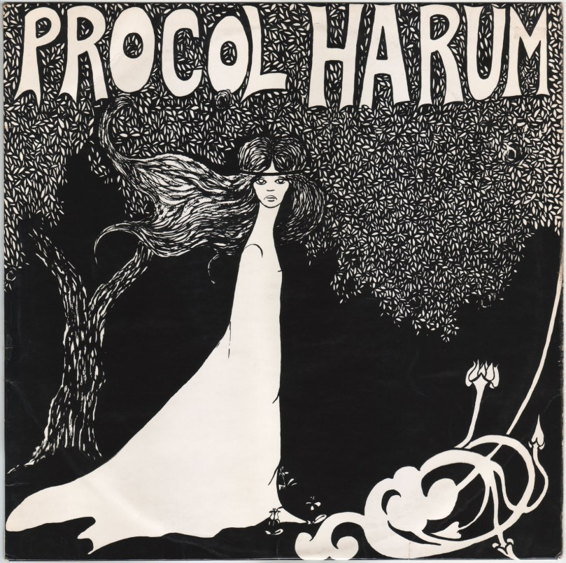 Procol Harum LP Front